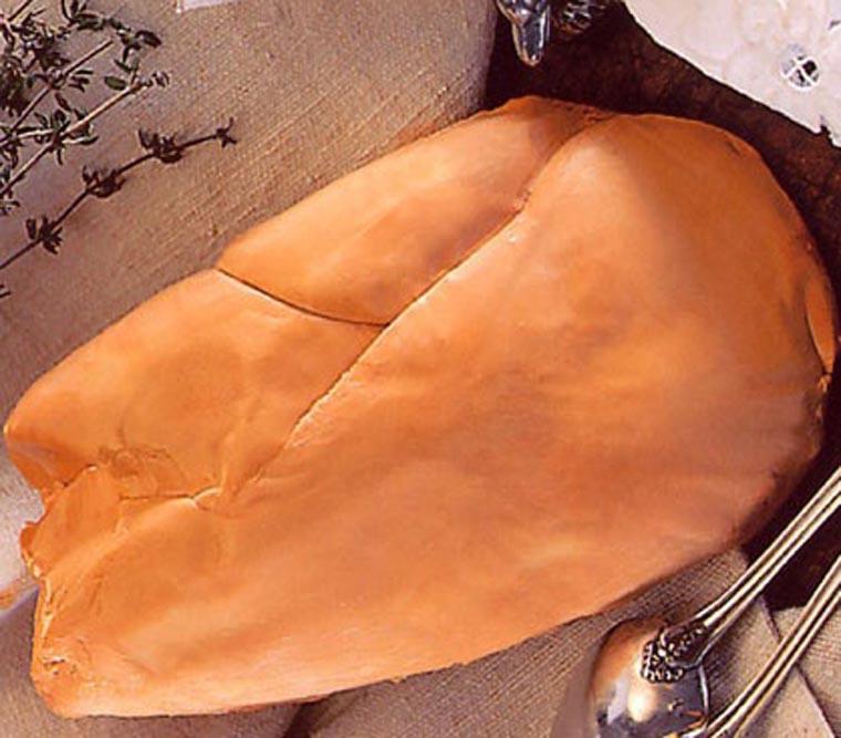 Figado de Pato Foie Gras Escalope de Foie Gras de Pato